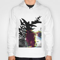 hunter s thompson Hoodies featuring Hunter S by theCword