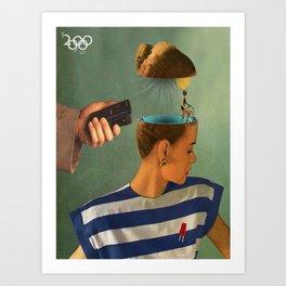 Olympics Art Print