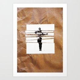 nnbjhg Art Print