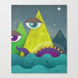 Lakeshore Drive #2 Canvas Print