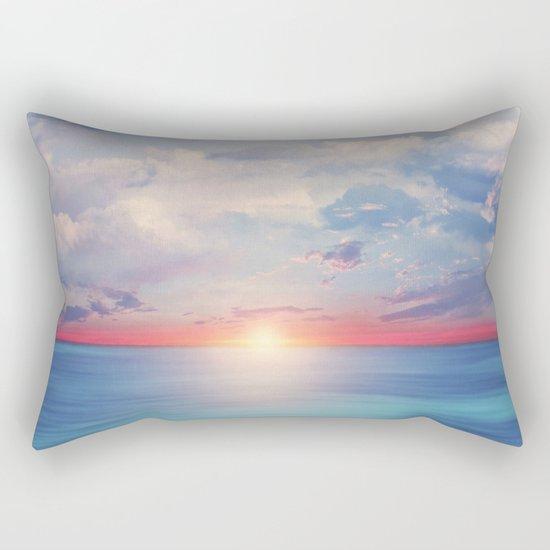 Pastel vibes 30 Rectangular Pillow