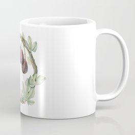 Fig Wreath Coffee Mug