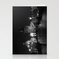 prague Stationery Cards featuring Prague by Roberta Vilas Boas