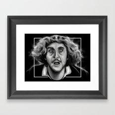 The Wilder Doctor Framed Art Print