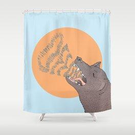 Offline Shower Curtain