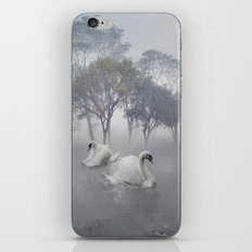 Swan Lake iPhone & iPod Skin