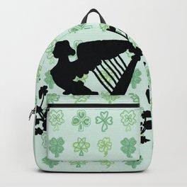 erin go bragh Backpack