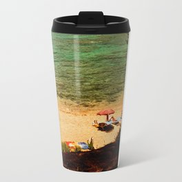 Summer III Metal Travel Mug