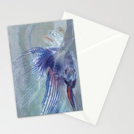 diving Stationery Cards