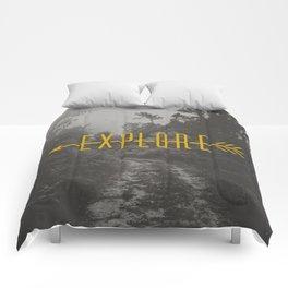 Explore (Arrow) Comforters
