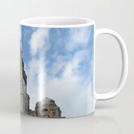 Time flies high in the clouds Coffee Mug