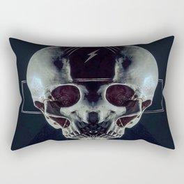 Triskull Rectangular Pillow