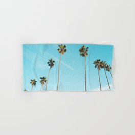 Palm Tree Sunshine Hand & Bath Towel