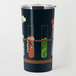 Science with Beaker Travel Mug