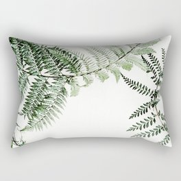 Watercolor plant Rectangular Pillow