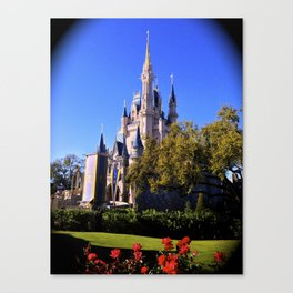 Happiest Place Canvas Print