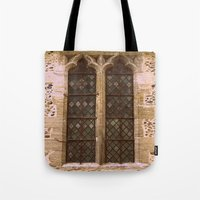 window Tote Bags featuring Window by 2sweet4words Designs