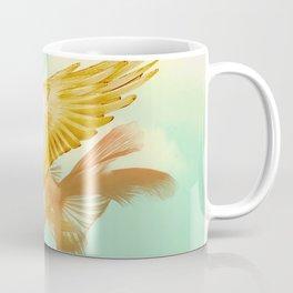 Flying Goldfish Coffee Mug
