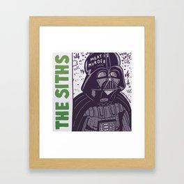 The Siths Framed Art Print