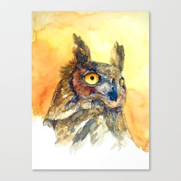 BIRD#25 Canvas Print