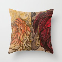 The Beast - 04 Throw Pillow