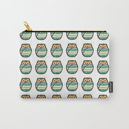 breezy kokeshi Carry-All Pouch