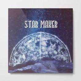 Starmaker 3 Metal Print