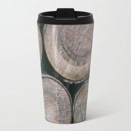 Log Ends Travel Mug