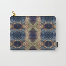 Folded Rock Carry-All Pouch