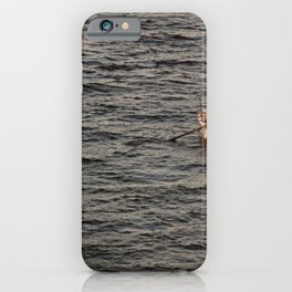 The Boatsman iPhone Case