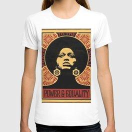 angela davis Art T-shirt