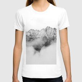 Peaks on the Mist T-shirt