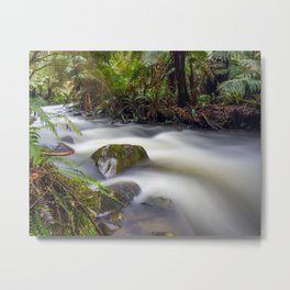 Cement Creek #1 Metal Print