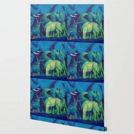 Blue Dreams Wallpaper