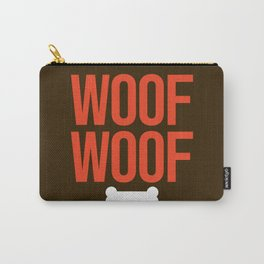Woof Woof Carry-All Pouch