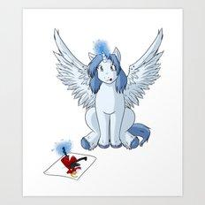 If I was a Pony Art Print