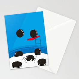 Sugar Crash No. 5: Oreo Pool Party Stationery Cards