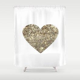heart-10 Shower Curtain