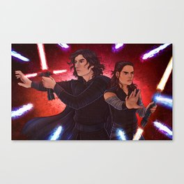 Stand With Me Canvas Print