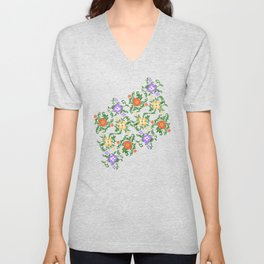 Vine o Glories Unisex V-Neck