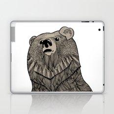 Beary Hairy Laptop & iPad Skin