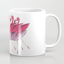 The Dancing Flamingo Company Coffee Mug