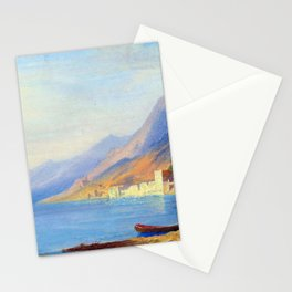Carl Morgenstern Southern Coastline Stationery Cards