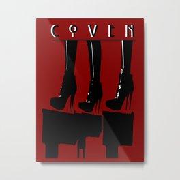 Coven Metal Print