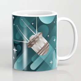 Touching the Moon Coffee Mug