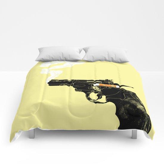 Smoking Gun Comforters