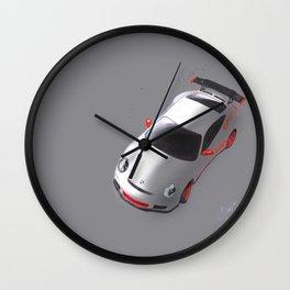Toys for Boys Wall Clock