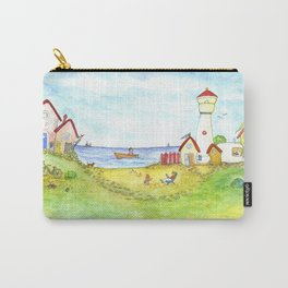 At the seaside Carry-All Pouch