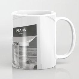 PradaMarfa  x Black & White Coffee Mug