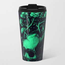 The End Is the Beginning Travel Mug